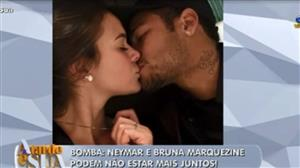 Neymar e Bruna Marquezine terminam namoro