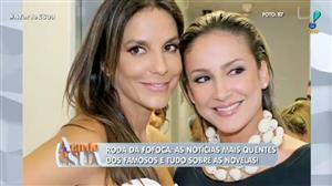 Troca de Ivete Sangalo e Claudia Leitte em reality atiça comparações