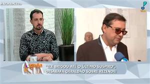 Geraldo Luís sobre Marcelo Rezende: Ele tinha certeza que casaria com a Lu