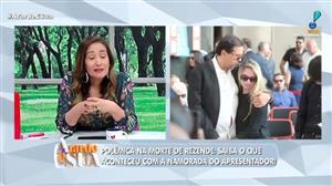 """Sonia Abrão sobre namorada de Rezende: """"Injustiça o que estão fazendo"""""""