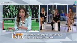 """""""Tudo fingimento"""", diz Sonia Abrão sobre reality"""