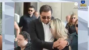 Filhos de Marcelo Rezende estariam cismados com namorada durante tratamento