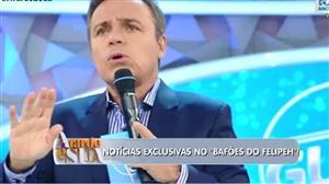 Exclusivo: Gugu pode ter contrato renovado em emissora