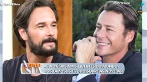 """""""Só um milagre"""", dispara Sonia Abrão sobre Theo Becker como Jesus"""