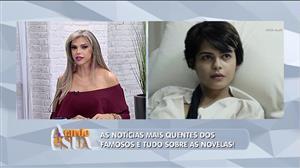 """Léo Áquilla se mostra incomodada com 'O Outro Lado do Paraíso': """"Surreal"""""""