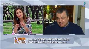 """""""Paga por isso até hoje"""", diz Sonia Abrão sobre filha de Gerson Brenner"""