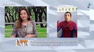"""Pais de Kaysar estão no Brasil? Sonia Abrão torce: """"Nem precisa do prêmio"""""""