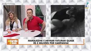 Bumbum de Bruna Marquezine em vídeo de lingerie é comparado ao de Paolla
