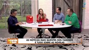 A Tarde é Sua (17/5/18) | Completo
