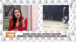"""Sonia Abrão se revolta com suposto vídeo de Antonio Fagundes: """"É covardia"""""""