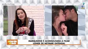 Bruna Marquezine teria sido orientada a se afastar de Neymar na Copa