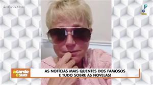 """Xuxa largará emissora e sairá do país? Sonia Abrão avisa: """"Vamos aguardar"""""""