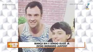 Medo de inveja? Sonia Abrão questiona relação de Bianca Bin e Sérgio Guizé