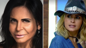 """Gretchen sobre Ana Paula Renault em reality: """"Provoca só pra aparecer"""""""
