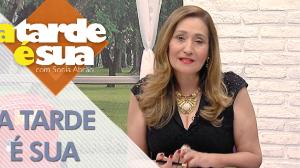 A Tarde é Sua (25/09/18) | Completo