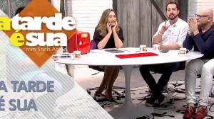 A Tarde é Sua (15/10/18) | Completo