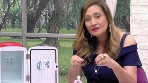 """Sonia Abrão se coloca na geladeira: """"Fui maldosa com Mileide Mihaile"""""""