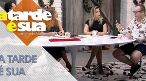 A Tarde é Sua (07/12/18)   Completo