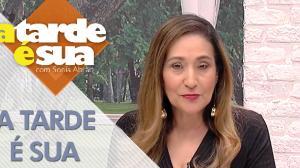 A Tarde é Sua (18/01/19) | Completo