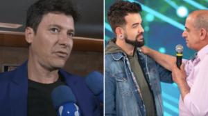 """Rodrigo Faro fala sobre ex-Twister e relembra: """"Perdi meu pai pra bebida"""""""