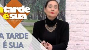 A Tarde é Sua (14/08/19) | Completo