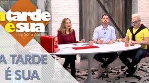 A Tarde é Sua (27/08/19) | Completo