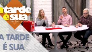 A Tarde é Sua (02/09/19) | Completo