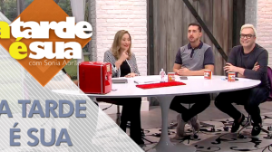A Tarde é Sua (03/09/19) | Completo