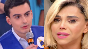 """Léo Áquilla explica pedido de retratação a Dudu Camargo:""""É pra ele crescer"""""""