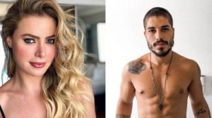 Douglas Sampaio é indiciado por agressão a Rayanne Moraes e se posiciona