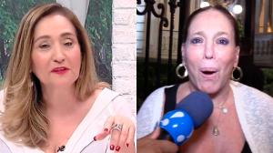 """Sonia Abrão responde Susana Vieira: """"Não preciso de você pra nada"""""""