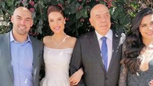Saiba tudo sobre o casamento de Amilcare Dallevo Neto e Júlia Pereira