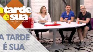 A Tarde é Sua (17/09/19) | Completo