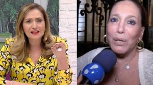Sonia Abrão comenta sobre repercussão de resposta a Susana Vieira