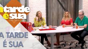 A Tarde é Sua (18/09/19) | Completo