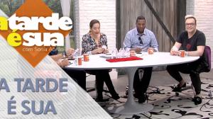 A Tarde é Sua (18/10/19) | Completo