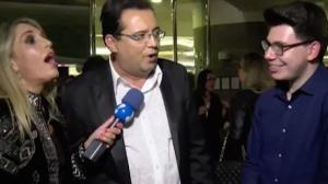 """Geraldo Luís e filho explicam banheiro com duas privadas: """"Esquisitice"""""""