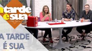 A Tarde é Sua (15/11/19) | Completo