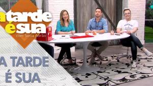 A Tarde é Sua (19/11/19) | Completo