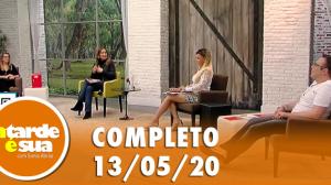 A Tarde é Sua (13/05/20)   Completo