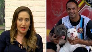 """Sonia Abrão sobre goleiro Bruno fazer propaganda de canil: """"Revoltante"""""""