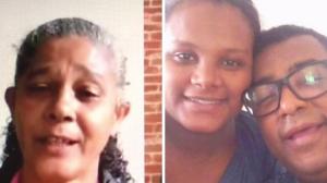 Mãe de filha de Luiz Carlos diz que cantor pediu que ela abortasse