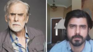 Francisco Cuoco não se interessa em história de suposto filho, diz repórter