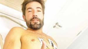 """Internado, Sandro Pedroso desabafa após passar mal: """"Me fez refletir muito"""""""