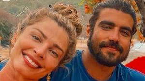"""Caio Castro nega traição após fim de namoro com Grazi: """"Falta de respeito"""""""