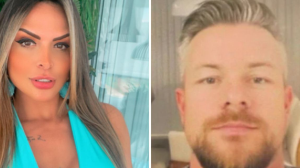 Apresentadora Silvye Alves é intimada por ex-namorado acusado de agressão