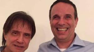 Morre Dudu Braga, filho de Roberto Carlos, após longa batalha contra câncer