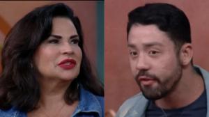 """Sonia Abrão após 1ª briga de 'A Fazenda': """"Rico Melquiades caça encrenca"""""""