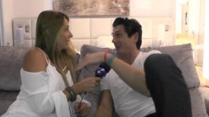 Gianluca revela como tem sido seus momentos �ntimos dentro da mans�o