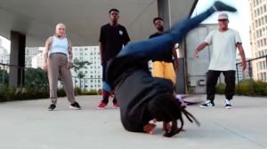 Dançarinos falam sobre carreira no break dance